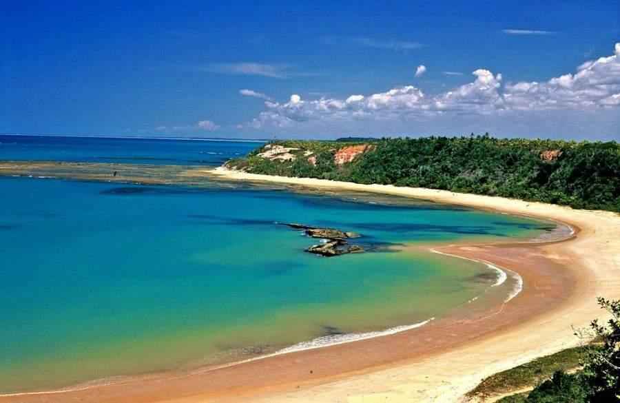 Disfruta de las paradisiacas playas de Arraial d'Ajuda