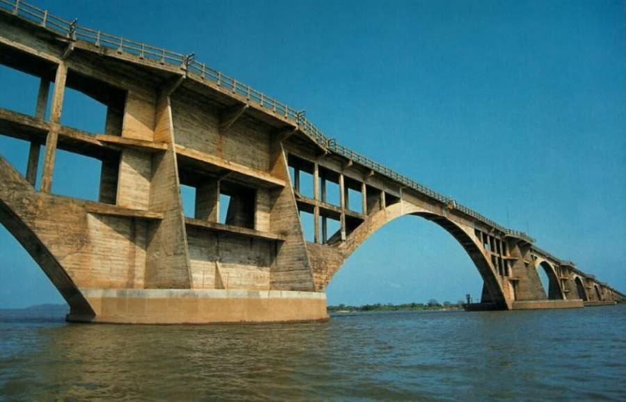 Corumbá se localiza a orillas del río Paraguay