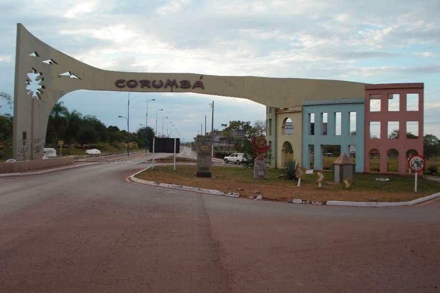 Corumbá es conocida como la Ciudad Blanca
