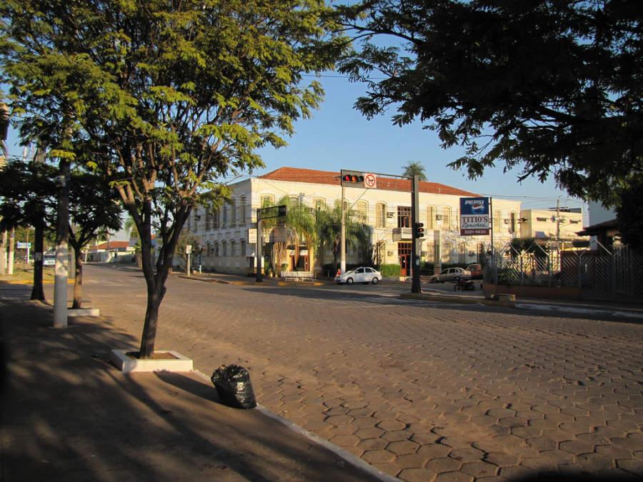 Visita la ciudad de Corumbá, Brasil