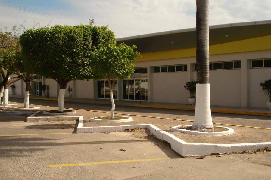 Aeropuerto internacional de Corumbá