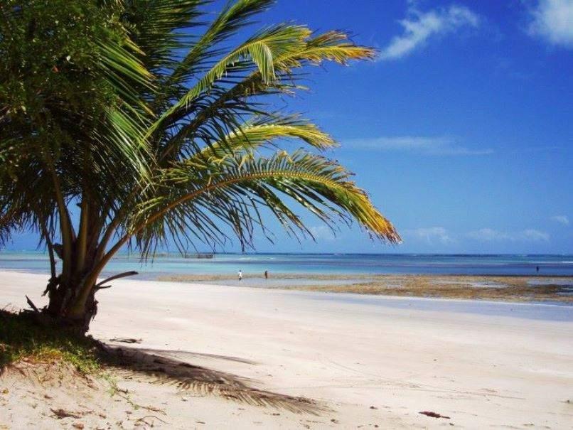 São Miguel dos Milagres cuenta con playas de arenas finas y aguas cálidas