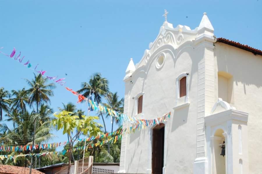 Iglesia Matriz de São Miguel dos Milagres