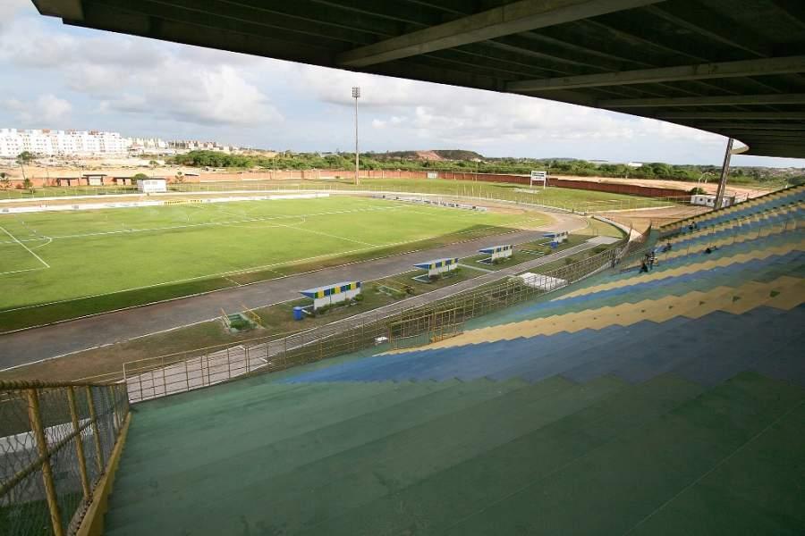 Estadio Armando Oliveira en Camaçari