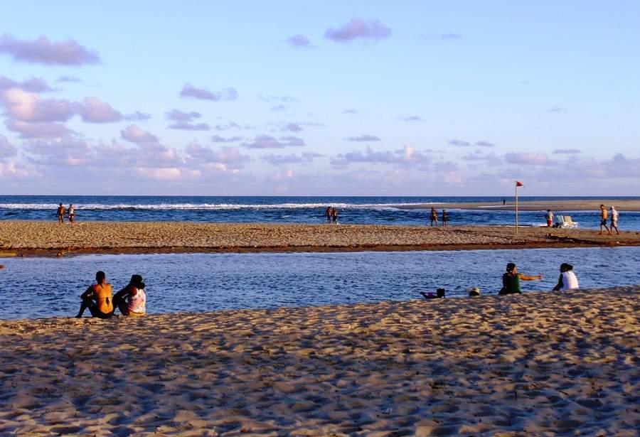Las zonas turísticas de Camaçari incluyen playas