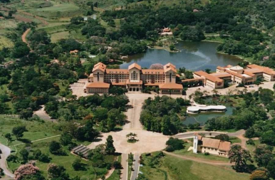 Conoce el Grand Hotel de Araxá, inaugurado en 1944
