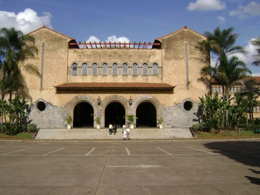 Araxá es parte del Circuito del Agua de Minas Gerais