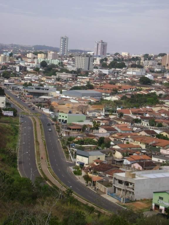 Araxá se encuentra en el estado de Minas Gerais