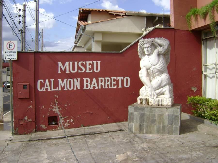 Museo Calmon Barreto en Araxá