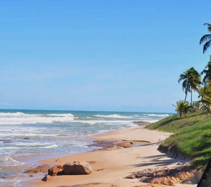 Las playas de Costa do Sauípe son ideales para practicar surf