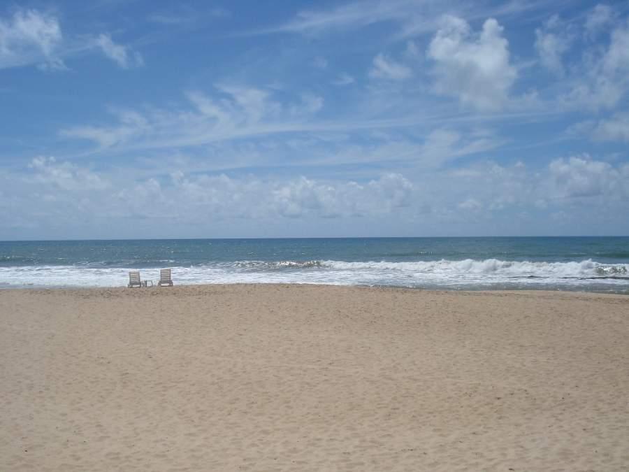 Costa do Sauípe tiene seis kilómetros de playas