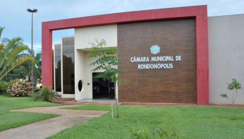 Palacio Municipal de Rondonópolis