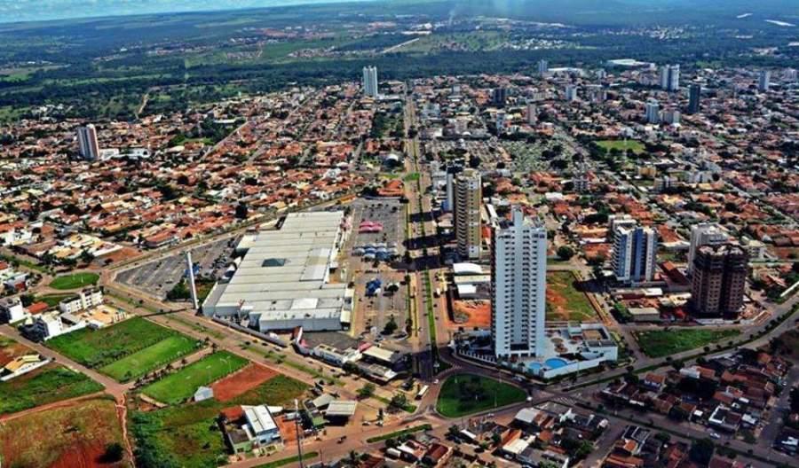 Rondonópolis es conocida por su actividad agroindustrial