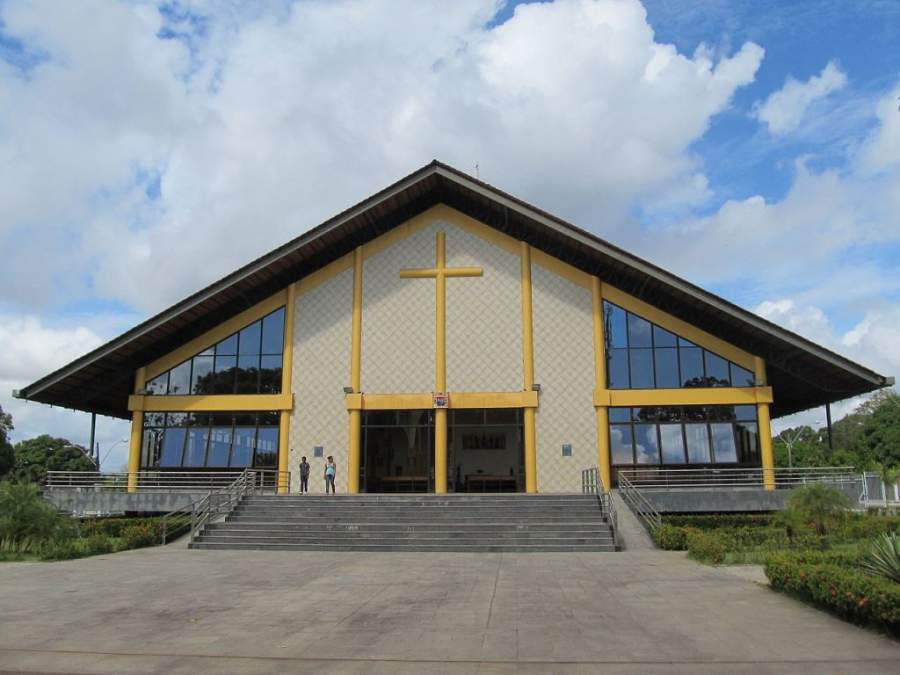 Iglesia de San José en Macapá