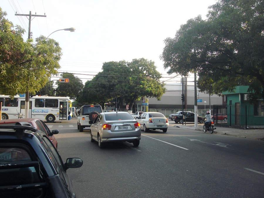Calles de Macapá