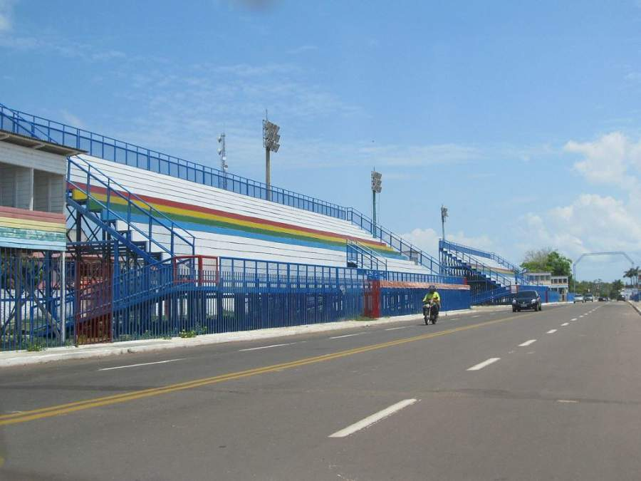 El Sambódromo de Macapá se encuentra en el Complejo de la Zona Cero