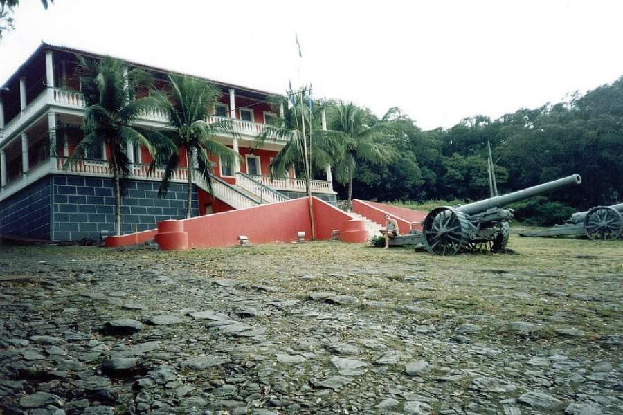Palacio Municipal de Fernando de Noronha