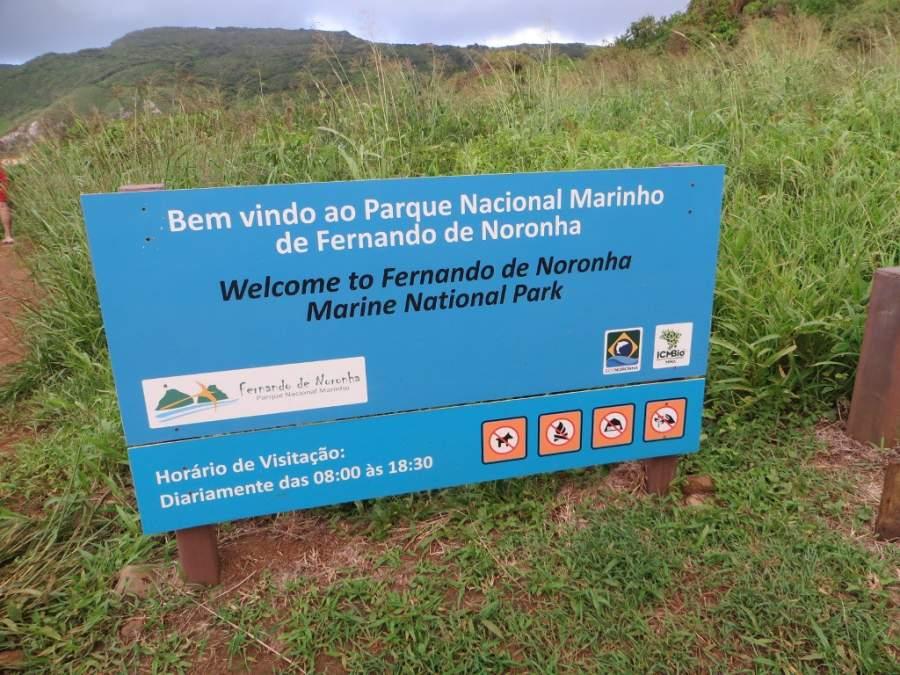 Parque Nacional Marino de Fernando de Noronha