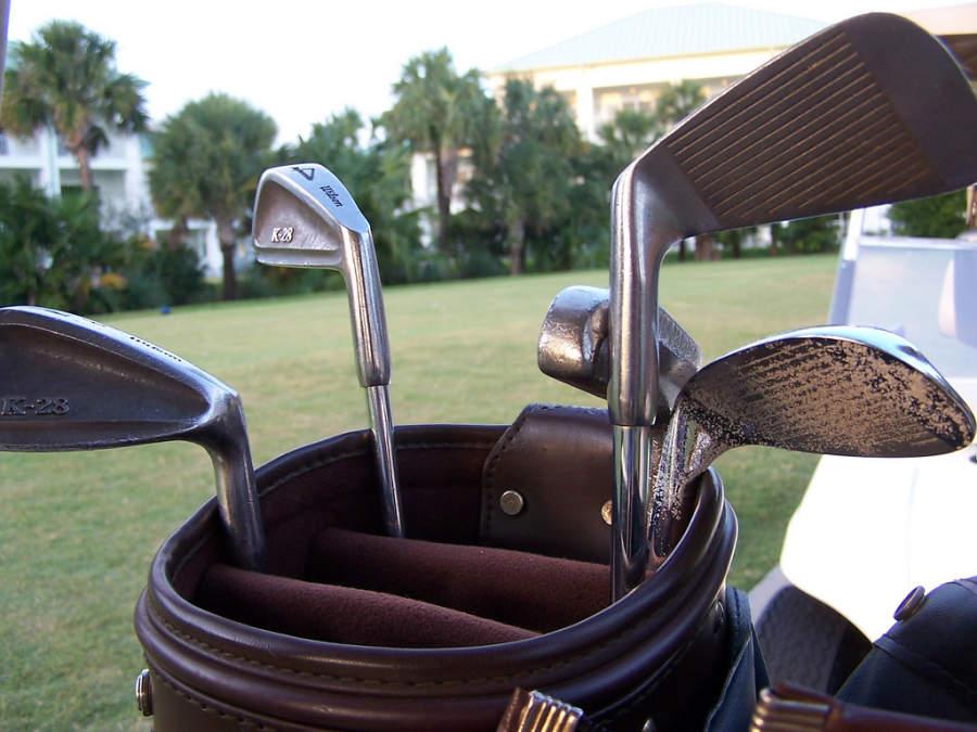Itaipava posee varios campos de golf