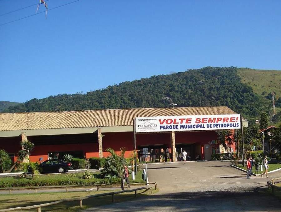 Conoce el Parque Municipal de Petrópolis en Itaipava