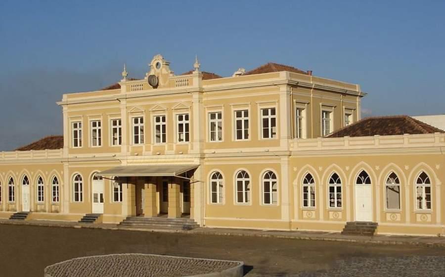 Estación de Tren de Ponta Grossa