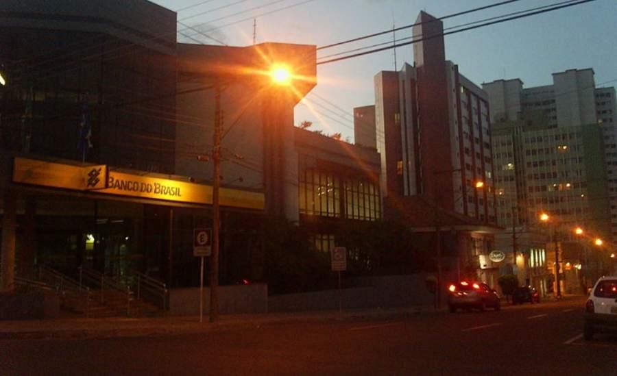 Atardecer en Ponta Grossa