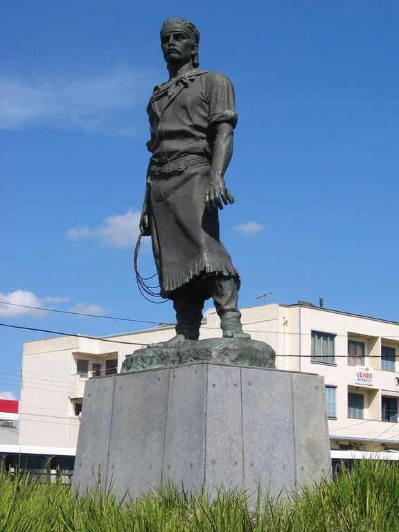 Estatua de Laçador