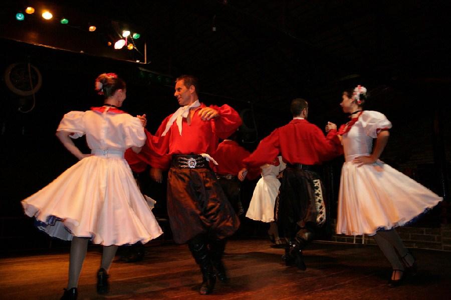 Danza gaúcha, baile regional de Porto Alegre