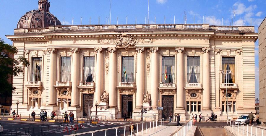 Palacio Piratini, sede del gobierno de Río Grande del Sur