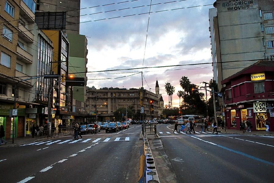 Calle de Porto Alegre