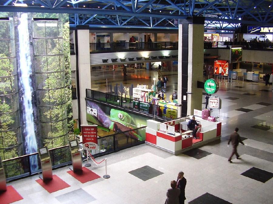 Aeropuerto Alfonso Pena