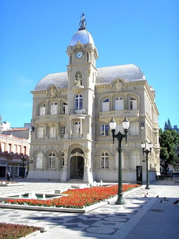 Palacio de la Libertad, Plaza Generoso Marques
