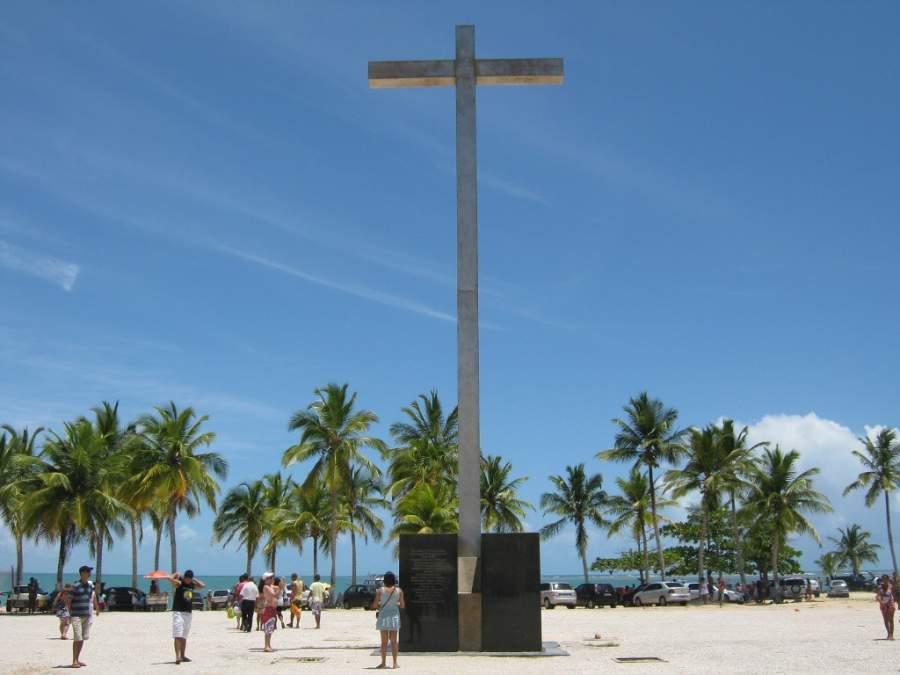 En Santa Cruz Cabrália se llevó a cabo la primera misa de Brasil