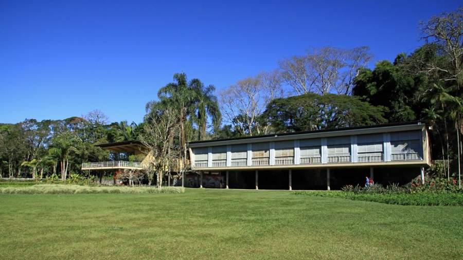 Residencia Olivo Gomes en São José dos Campos