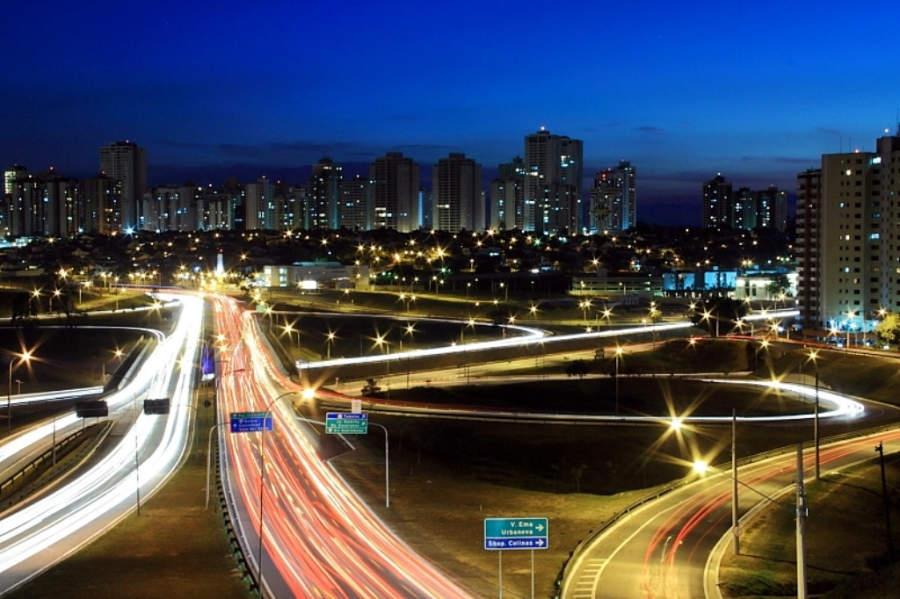 São José dos Campos es una ciudad famosa por su actividad comercial