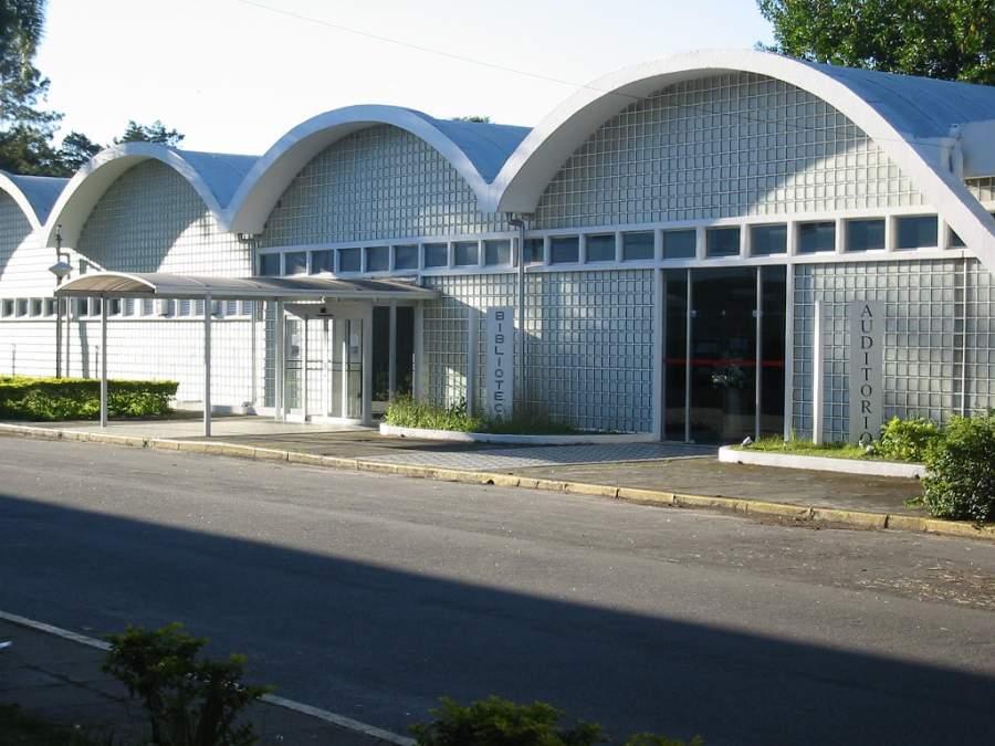 Biblioteca del ITA en São José dos Campos