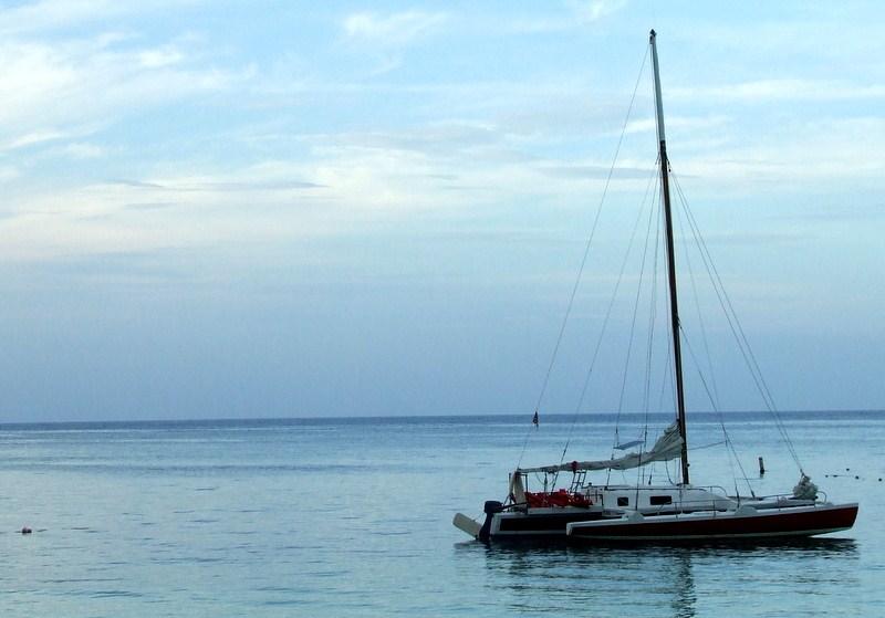 Velero en Punta Cana