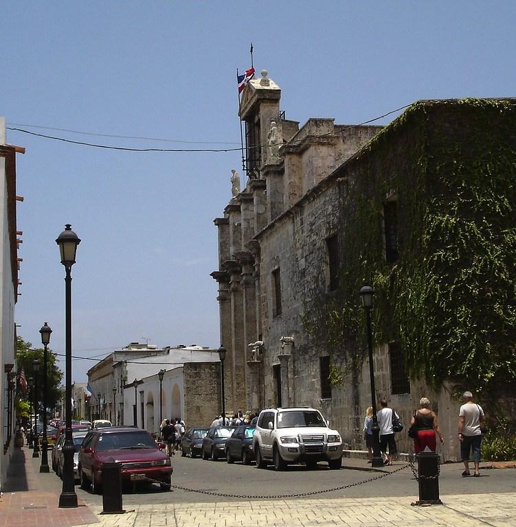 Iglesia en Punta Cana