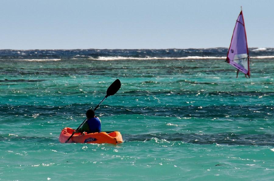 Kayaking en Punta Cana