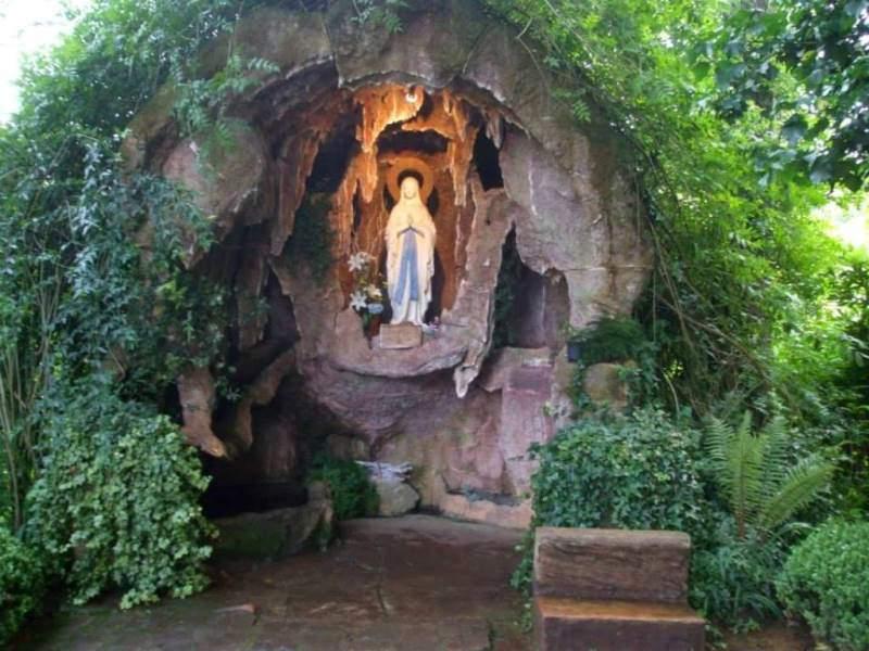 Monasterio de São João en Campos do Jordão