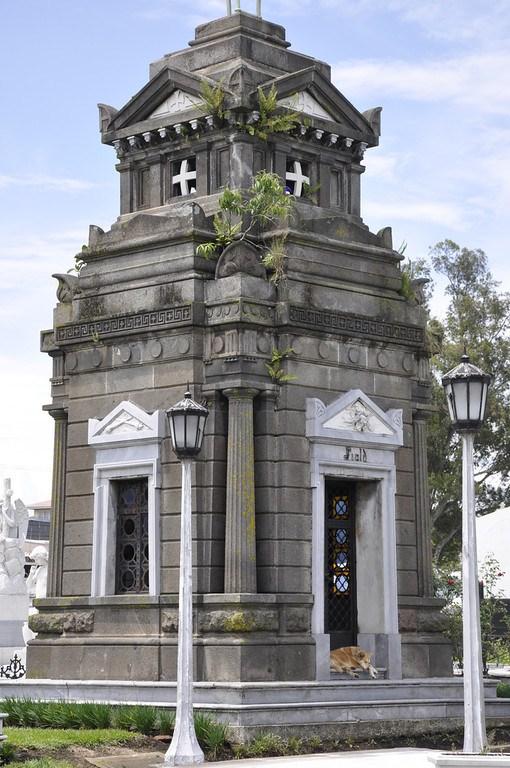 Cementerio general de San José, Costa Rica