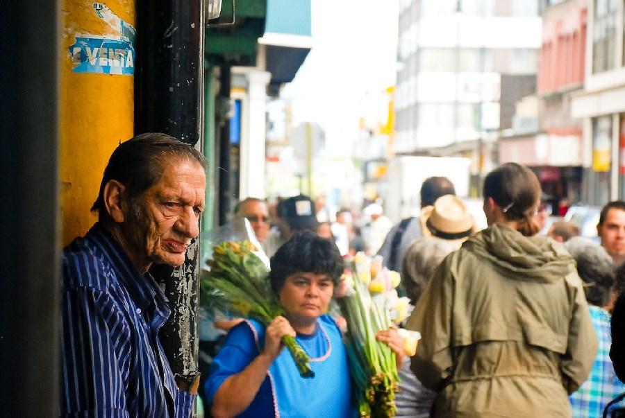Mercado central de la ciudad de San José