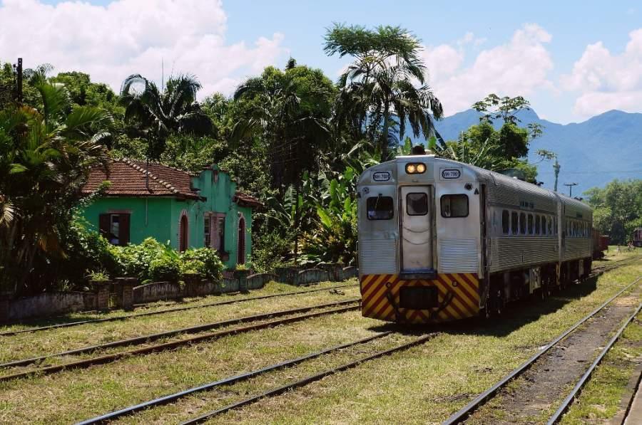 Ferrocarril Curitiba - Morretes - Paranaguá