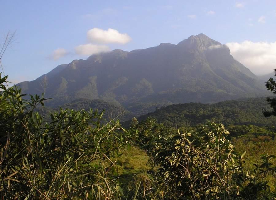 Parque Estatal Pico Marumbi, una de las principales atracciones turísticas de Paraná