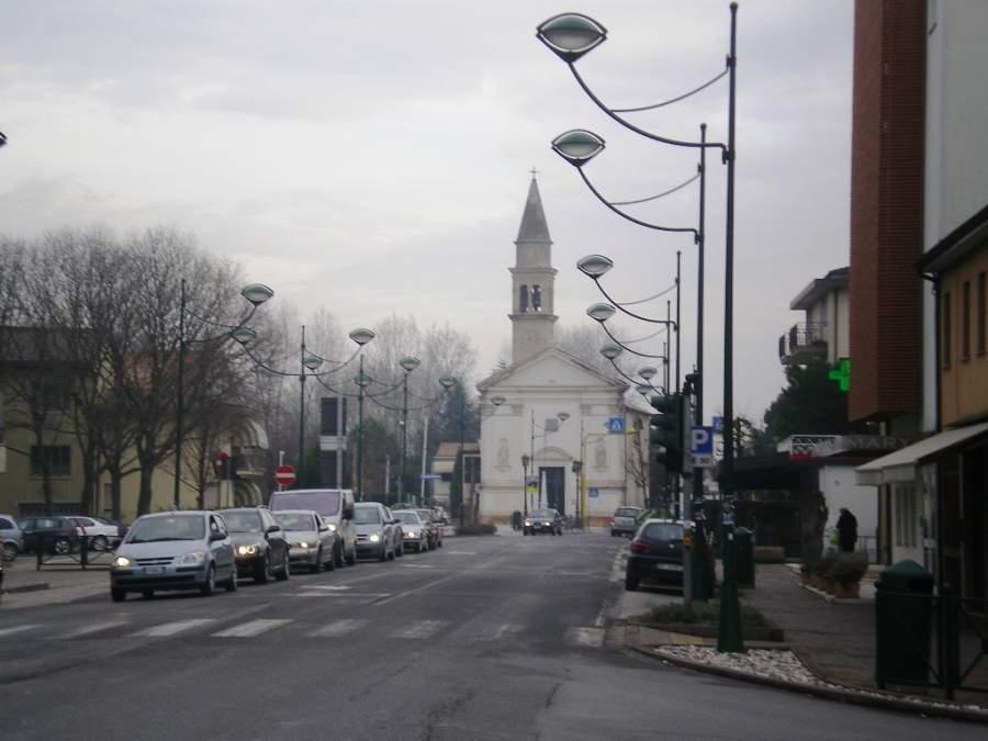 La Iglesia de San Martino es el edificio más antiguo de Campalto
