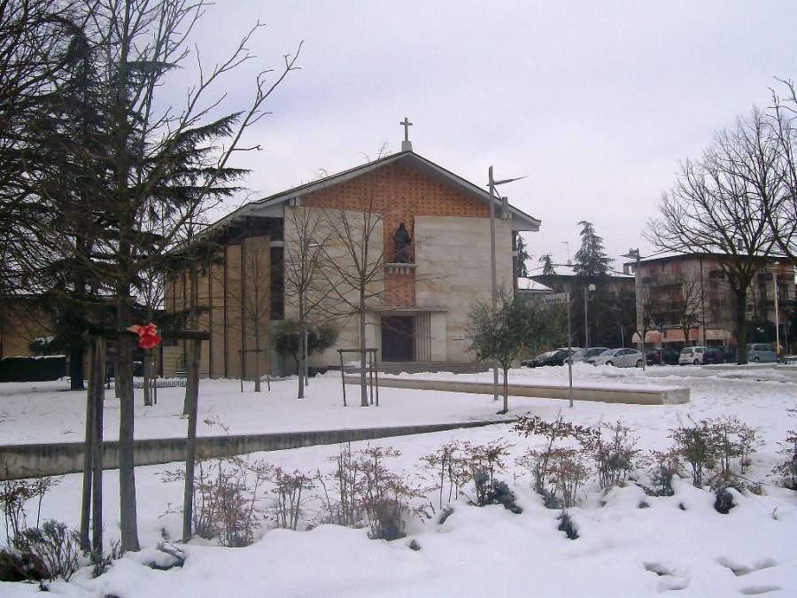 Iglesia de San Benedetto en Campalto