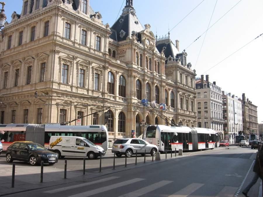 Lyon fue declarada Patrimonio de la Humanidad por la Unesco