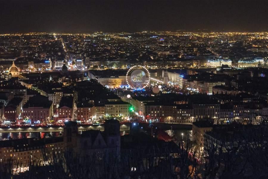 Disfruta del Festival de las Luces en Lyon