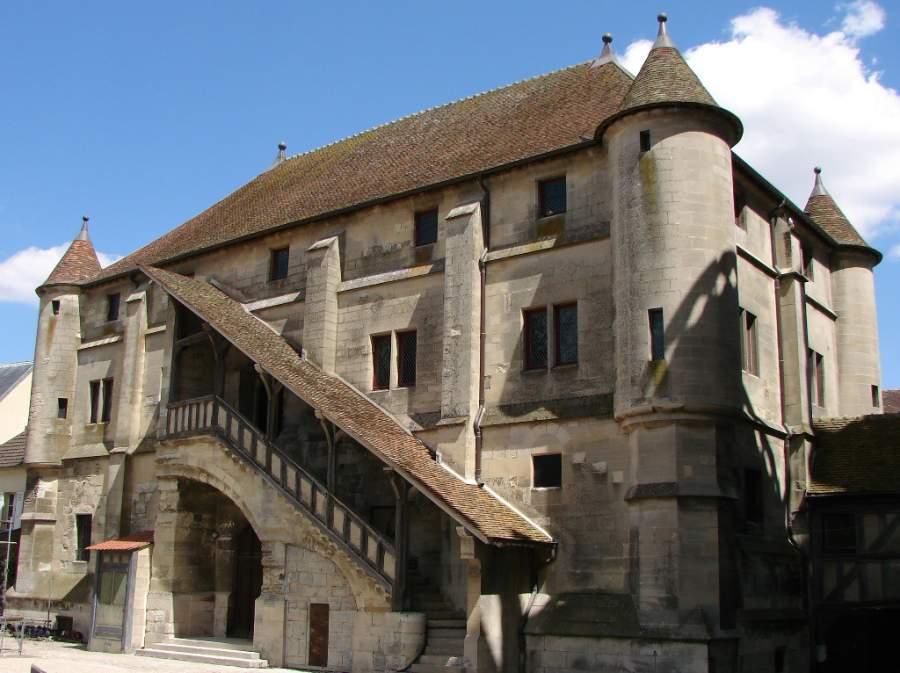 Viejo Capítulo en la ciudad de Meaux
