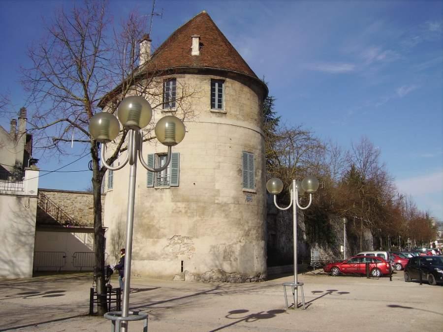 La torre de los ballesteros en Meaux